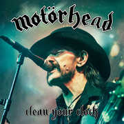Clean Your Clock , Motorhead