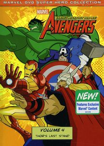 Marvel the Avengers: Earth's Mightiest Heroes 4