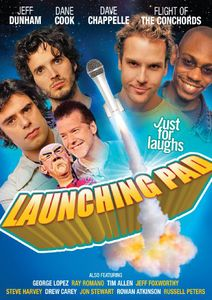 Just for Laughs: Launching Pad