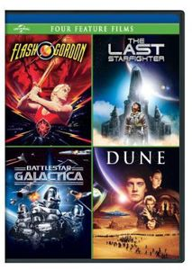 Flash Gordon /  Last Starfighter /  Battlestar