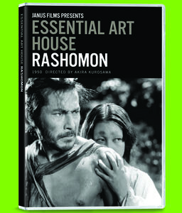 Rashomon (Essential Art House)