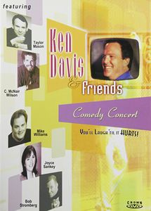 Ken Davis & Friends Comedy Concert
