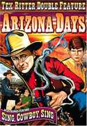 Tex Ritter Double Feature: Arizona Days/Sing, Cowboy, Sing (DVD) at Kmart.com