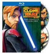 Star Wars: The Clone Wars - The Complete Season Five (Blu-Ray) at Kmart.com