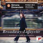 Broadway - Lafayette (Ravel Lasser Gershwin) , Simone Dinnerstein