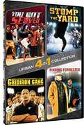 4-In-1 Urban Collection: You Got Served / Stomp (DVD) at Kmart.com