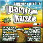 Party Tyme Karaoke: Country Hits 16 , Various Artists