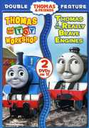Thomas & Friends: Thomas and the Toy Workshop/Thomas & the Really Brave Engine (DVD) at Kmart.com