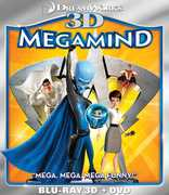 Megamind 3D (3-D BluRay + DVD) at Kmart.com