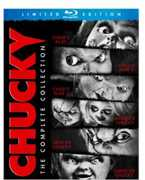 Chucky: Complete Collection (6PC, Limited Edition)