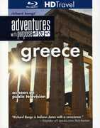 Adventures with Purpose: Greece , Richard Bangs
