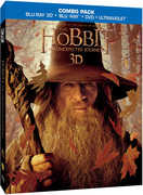 Hobbit: An Unexpected Journey (3-D BluRay + DVD) at Kmart.com