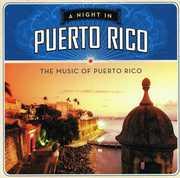 Night in Puerto Rico / Various (CD) at Sears.com