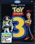 Toy Story 3 (3-D BluRay + DVD + Digital Copy) at Kmart.com