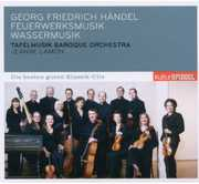 WATER MUSIC/FIREWORKS/TAFELMUSIKBAROQUE ORCHESTRA/ (CD) at Kmart.com