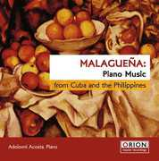 Malaguena: Piano Music from Cuba & Philippines (CD) at Sears.com