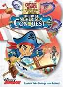 Captain Jake & the Neverland Pirates: Great Never , David Arquette