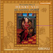 All Goodly Sports: Music of Henry VIII (CD) at Kmart.com