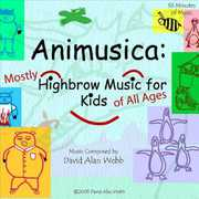 Animusica: Mostly Highbrow Music for Kids (Of All (CD) at Kmart.com
