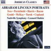 Abraham Lincoln Portraits (CD) at Sears.com