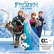 Frozen: The Songs /  Various , Various Artists