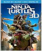 Teenage Mutant Ninja Turtles (2014) (3-D BluRay + DVD) at Kmart.com