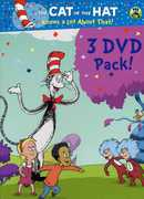 Cat in the Hat: Cat 3Pack Ocean /  Surprise /  Told