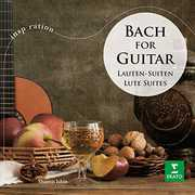 Bach for Guitar