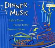Dinner Music (3 CD Set) / Various (CD) at Kmart.com