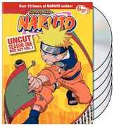 Naruto Uncut Season 1 V.1 Box Set , Dave Wittenberg
