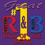 Great #1 R&B Hits of the 1950's (2PC) , Various Artists