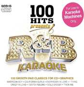 Karaoke: 100 Hits Presents R&B /  Various (5PC) [Import] , Various Artists