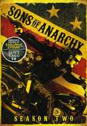 Sons of Anarchy: Season 2 (DVD) at Kmart.com