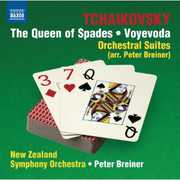 Tchaikovsky: The Queen Of Spades Suite; Voyevoda Suite (Arr. Peter Breiner) (CD) at Kmart.com