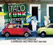 Big Bang Present Italo Funk 1960 - 1980 / Various (CD) at Kmart.com