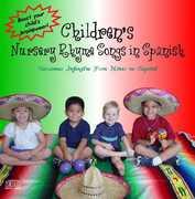 Children's Nursery Rhyme Songs in Spanish (CD) at Kmart.com
