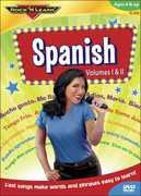 Rock 'N Learn: Spanish, Vols. 1 & 2 (DVD) at Kmart.com