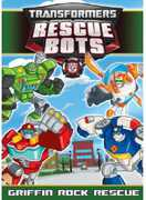 Transformers: Rescue Bots - Griffin Rock Rumble (DVD) at Kmart.com