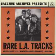 Rare L.A. Tracks: Collection R&B & Doo Wop / Var (CD) at Sears.com