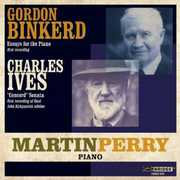 "Gordon Binkert: Essays for Piano IV, V, VI; Ives: Second Piano Sonata ""Concord, Mass., 1840-1860"" (CD) at Sears.com"