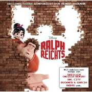 RALPH REICHTS (WRECK-IT RALPH) (CD) at Sears.com