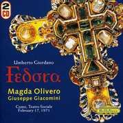 Giordano: Fedora (CD) at Sears.com