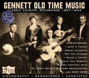 Gennett Old Time Music: Classic Country / Various (CD) at Kmart.com