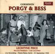 Porgy & Bess , Alexander Smallens
