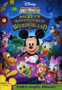 Mickey Mouse Clubhouse: Mickey's Adventures in Wonderland (DVD) at Kmart.com