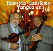 TANGOS EN 3X4 (CD) at Kmart.com