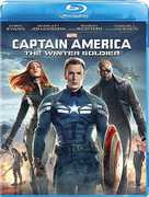 Captain America: The Winter Soldier (Blu-Ray) at Kmart.com