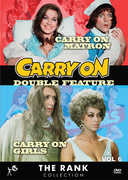 Rank Collection: Carry On Double Feature - Carry On Matron/Carry On Girls (DVD) at Sears.com