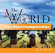 World Pipe Band Championships 2010: 2 / Various (CD) at Kmart.com