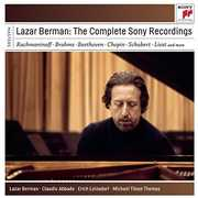 Complete Sony Recordings [Import] , Lazar Berman